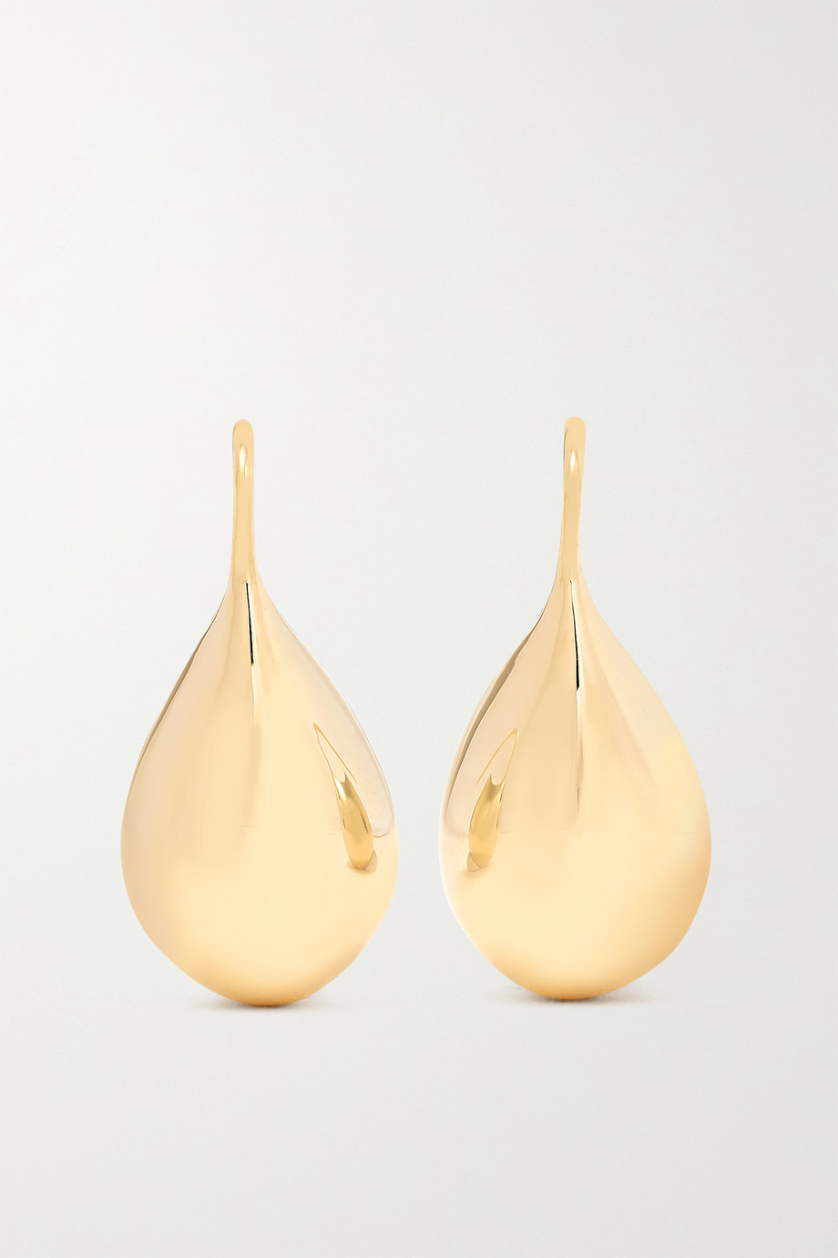 KHIRY FINE Small Jug Drops 18-karat gold earrings