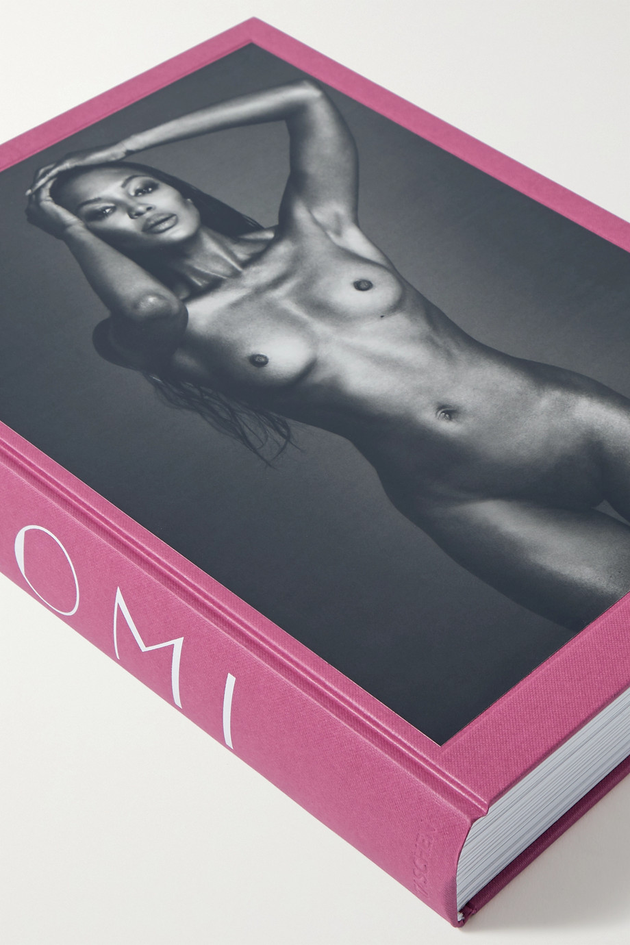 TASCHEN Naomi, Updated Edition, set of two hardcover books