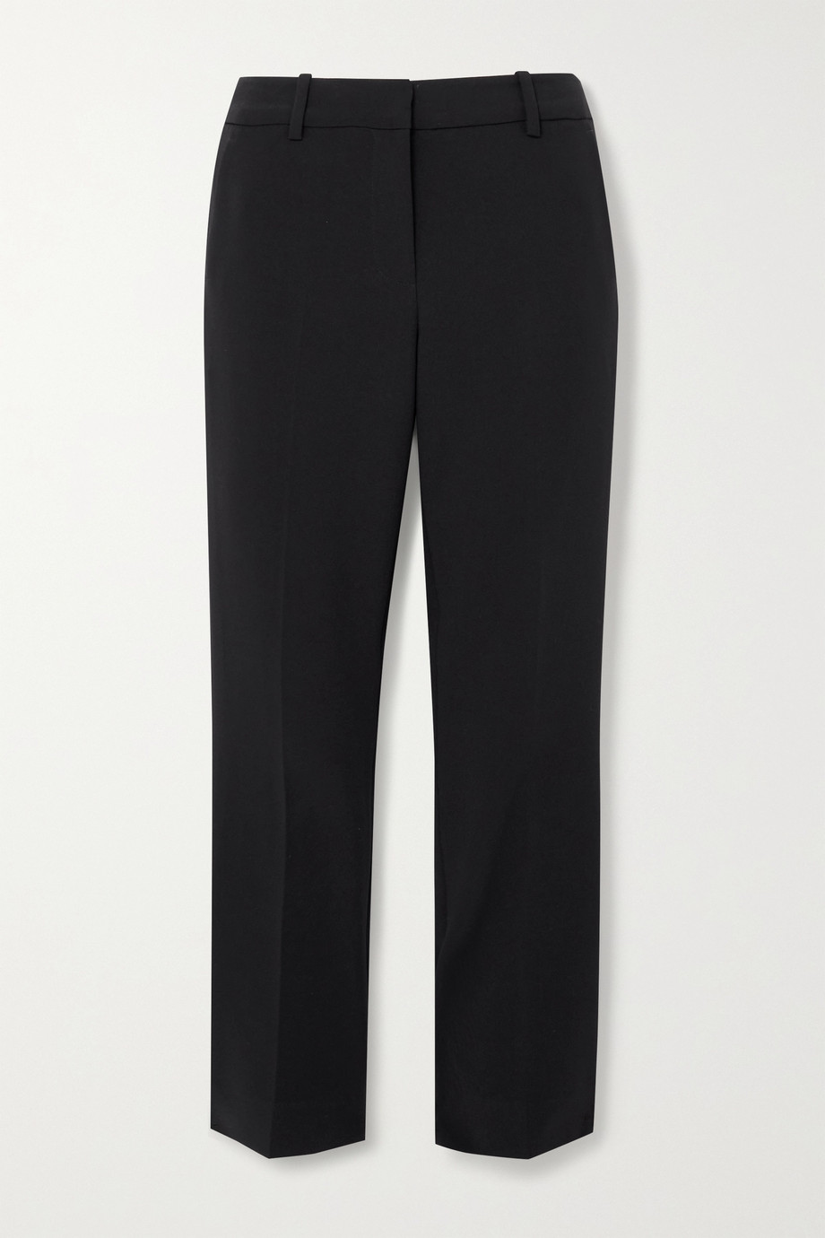 HOLZWEILER Jasabi cropped stretch-cady flared pants