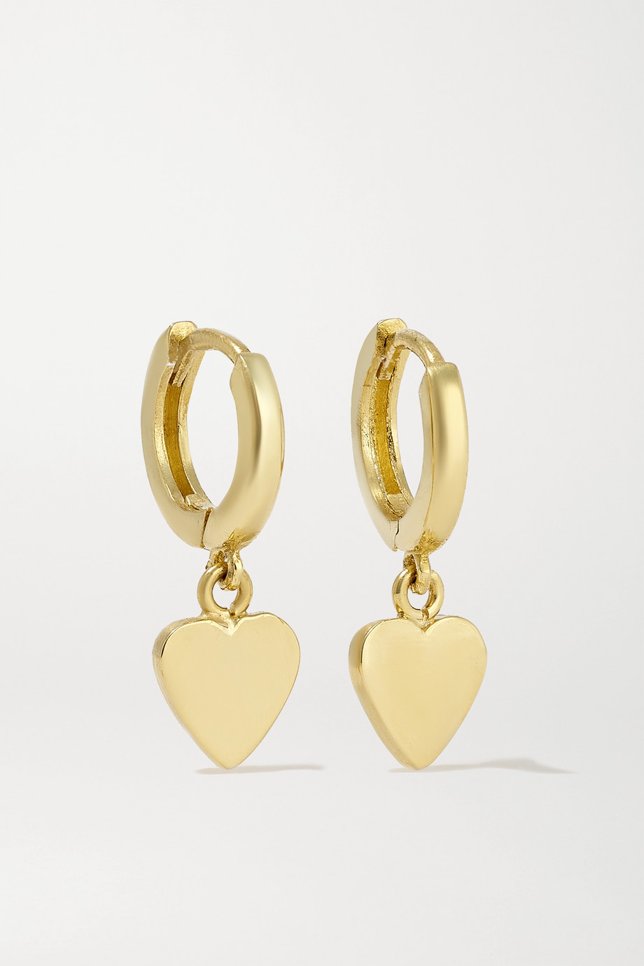 JENNIFER MEYER 18-karat gold hoop earrings