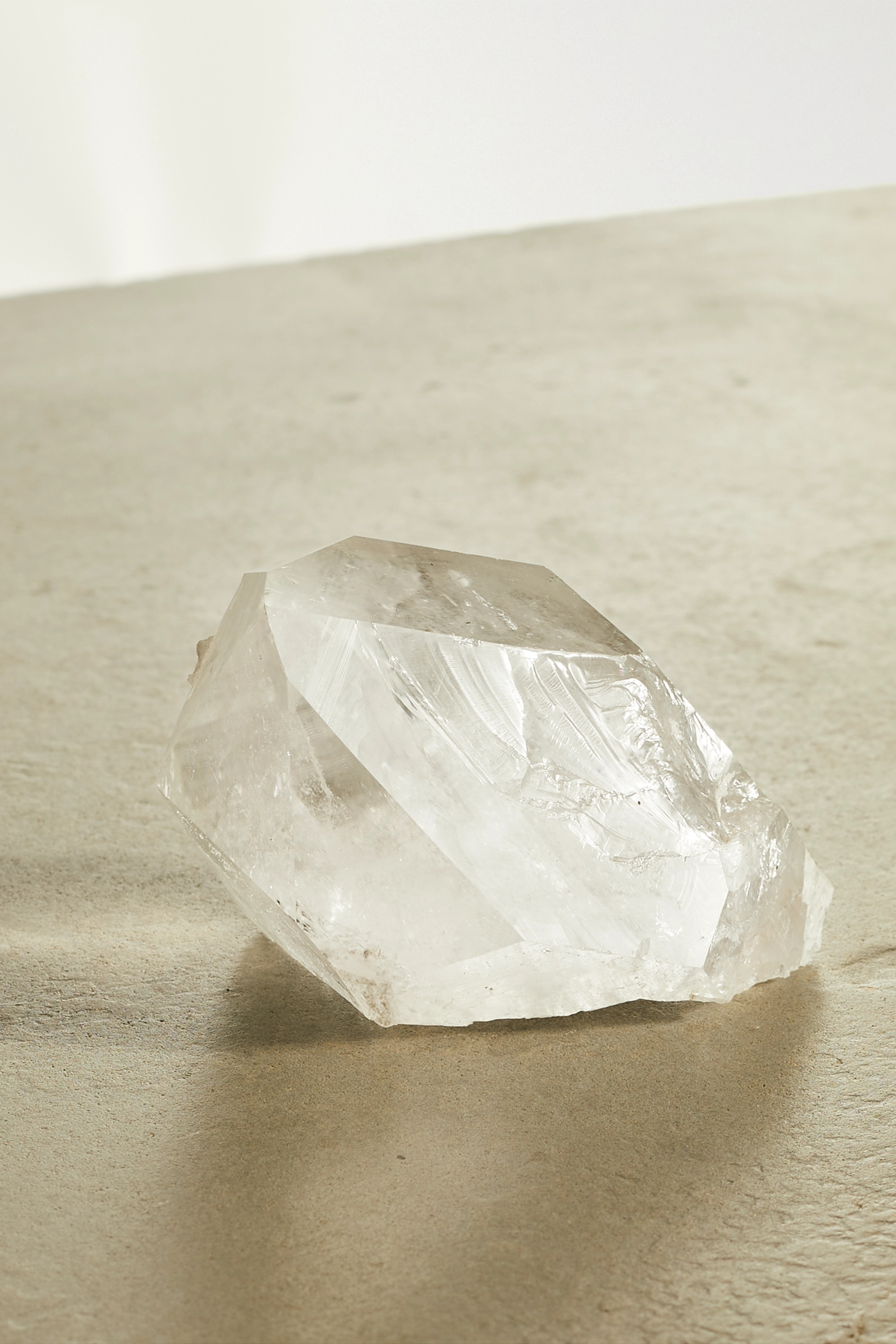 JIA JIA Crystal quartz point