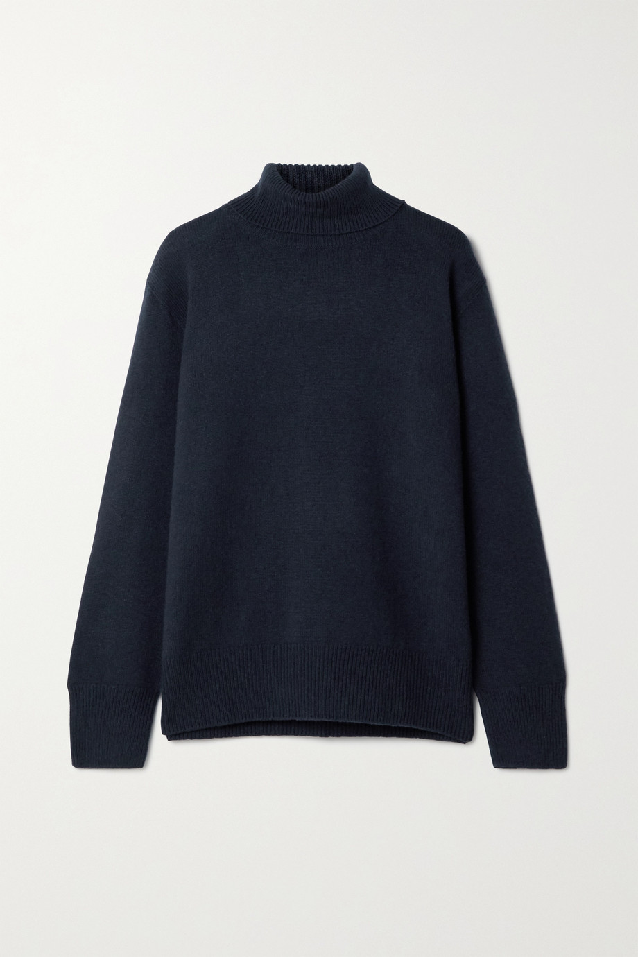 THE ROW Stepny wool and cashmere-blend turtleneck sweater