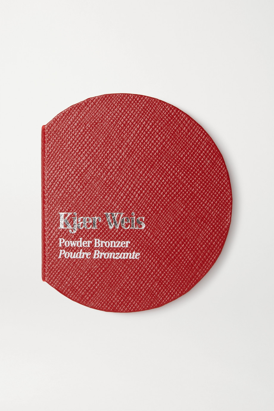 KJAER WEIS Red Edition Refillable Compact - Powder Bronzer