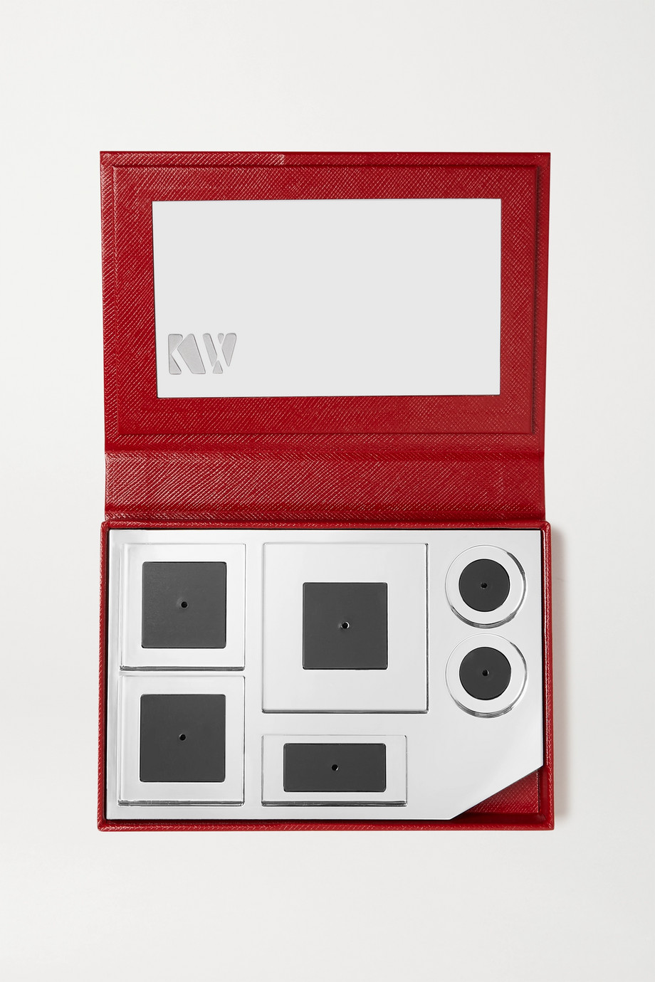 KJAER WEIS Refillable Compact - The Collector's Kit