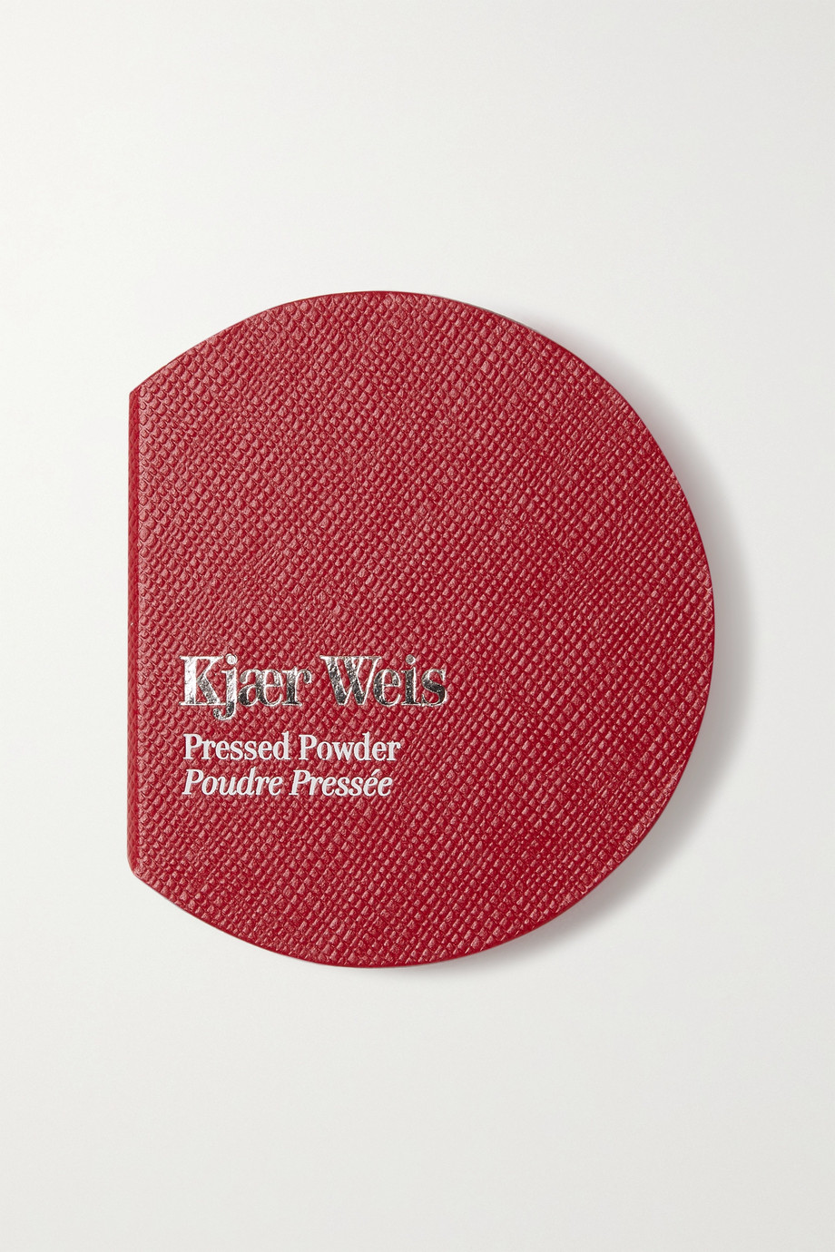KJAER WEIS Red Edition Refillable Compact - Pressed Powder