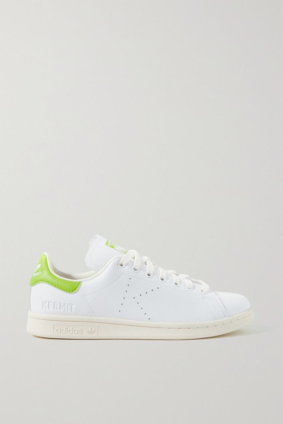 ADIDAS ORIGINALS + NET SUSTAIN + Kermit the Frog Stan Smith Primegreen sneakers