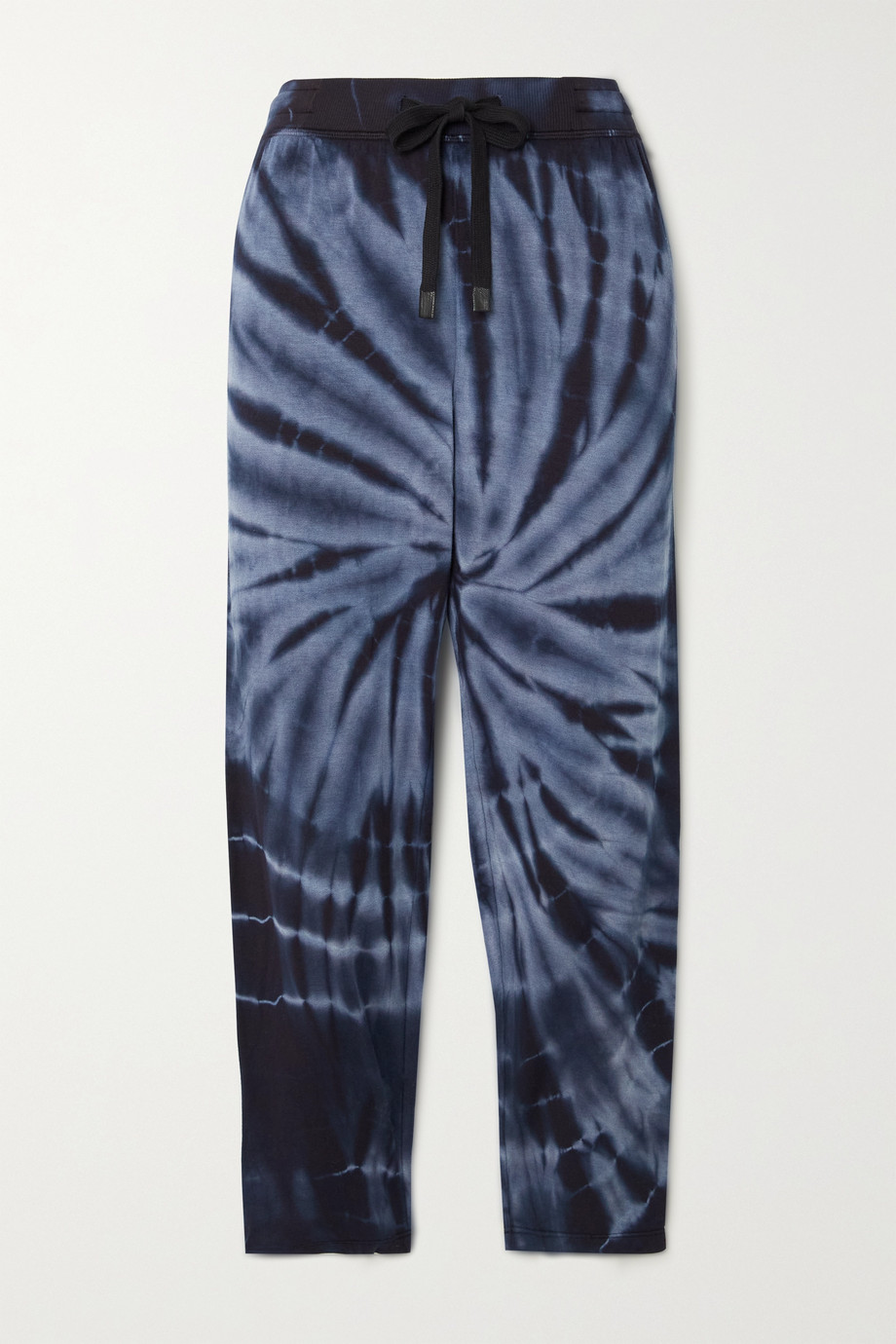 SPLITS59 Reena tie-dyed stretch-modal track pants