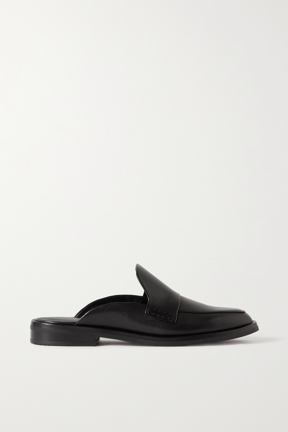 3.1 PHILLIP LIM Alexa leather slippers