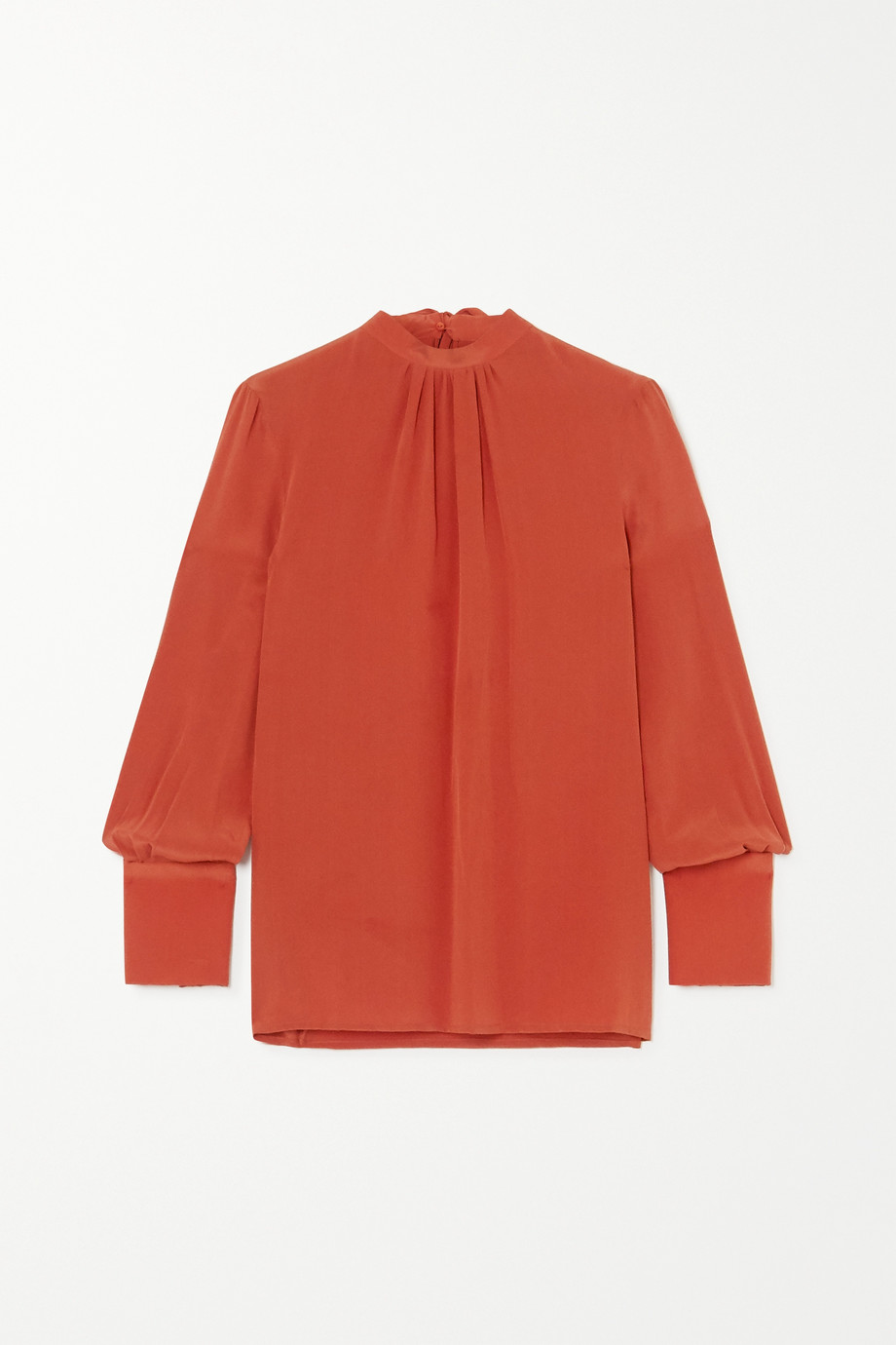 YOOX NET-A-PORTER FOR THE PRINCE'S FOUNDATION Organic silk blouse