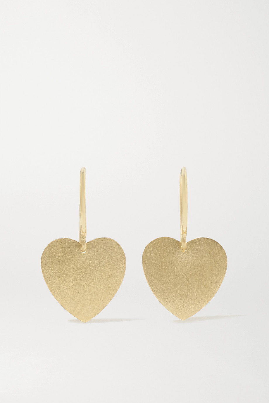 IRENE NEUWIRTH Love 18-karat gold earrings