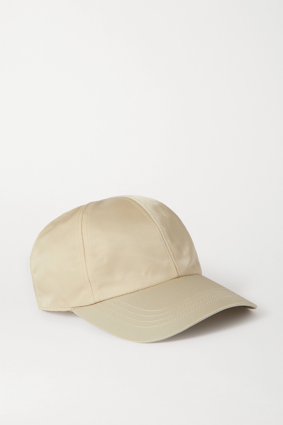 TOTÊME Soho cotton-twill baseball cap