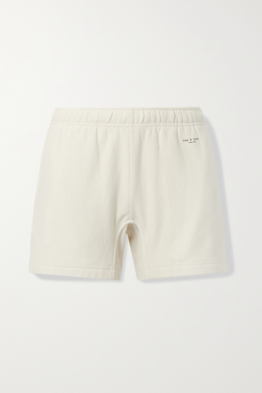 RAG & BONE + NET SUSTAIN City organic cotton-jersey shorts