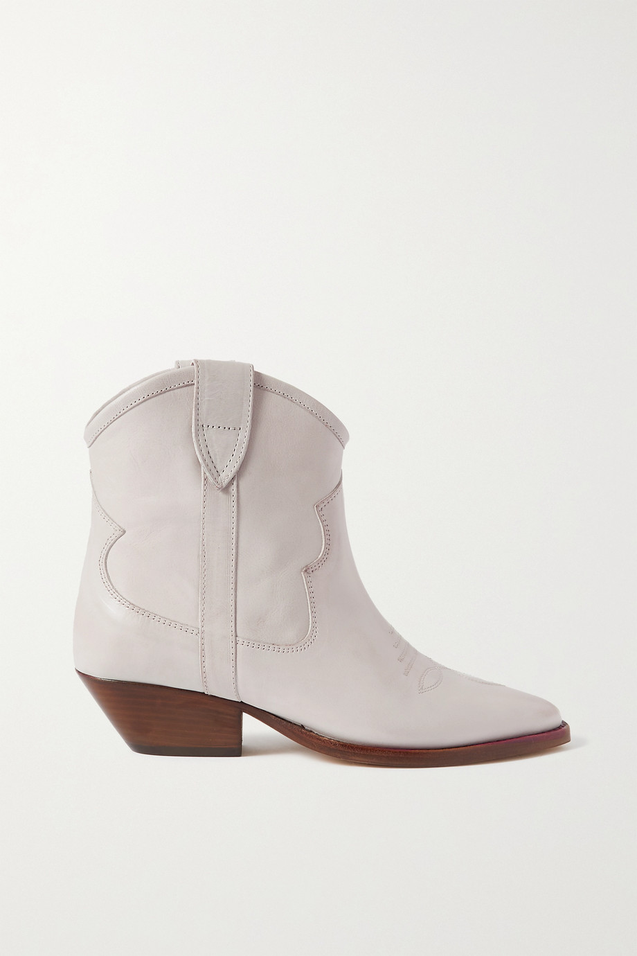 ISABEL MARANT Demar leather ankle boots