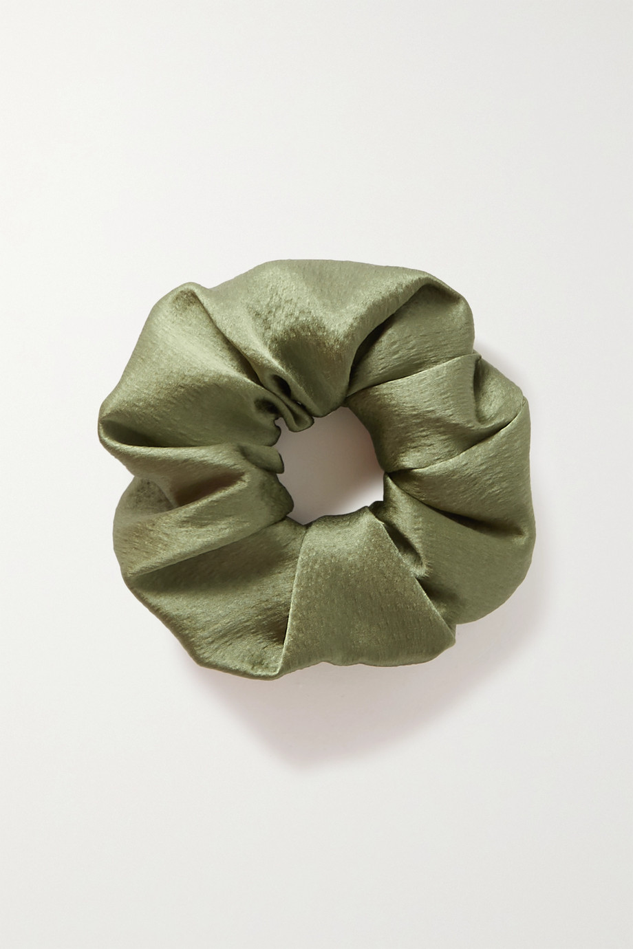 JENNIFER BEHR Hammered stretch-silk hair tie