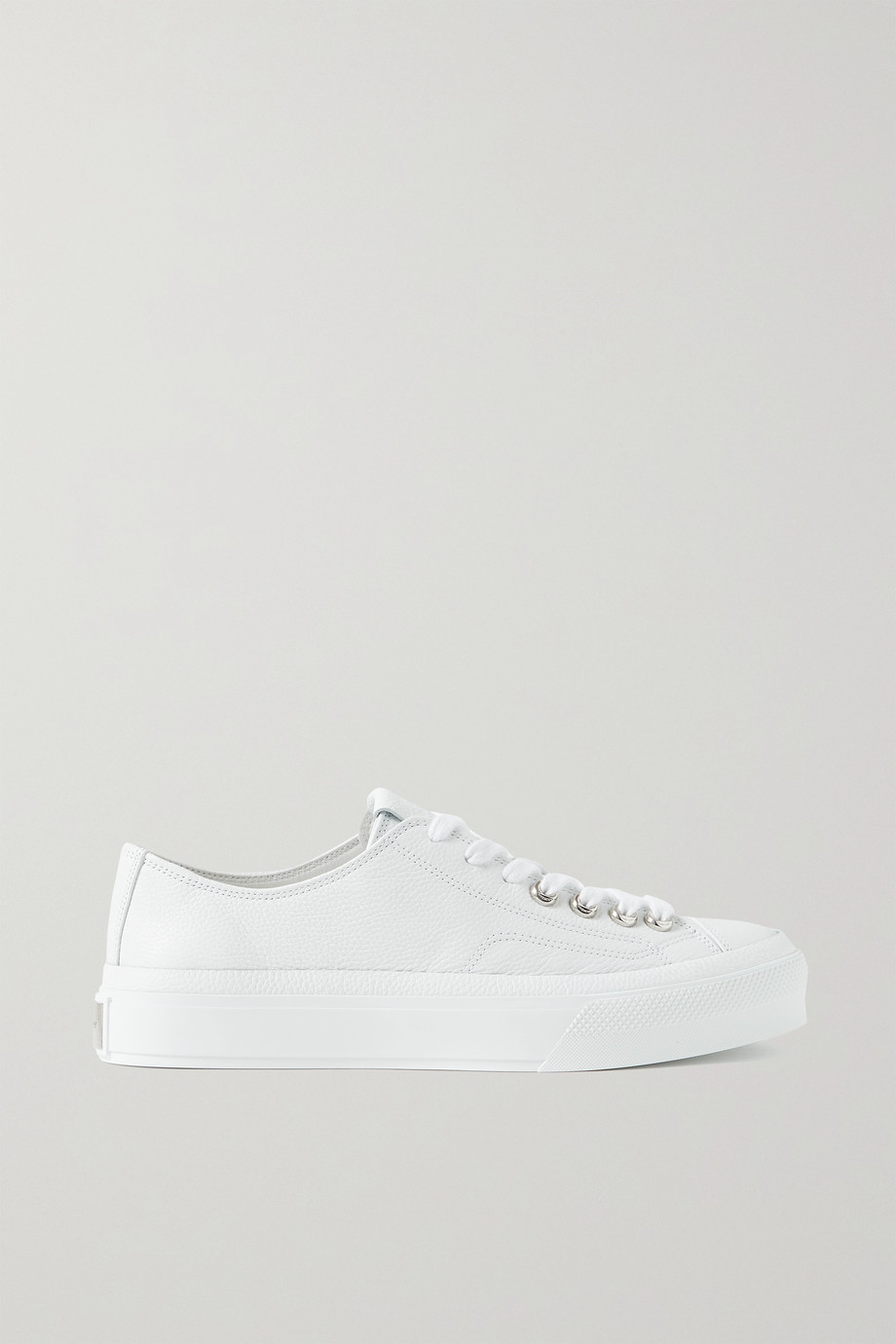 GIVENCHY City leather sneakers