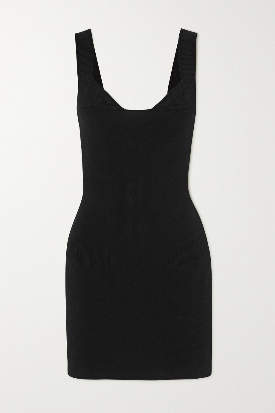 AZ FACTORY MyBody stretch-knit mini dress