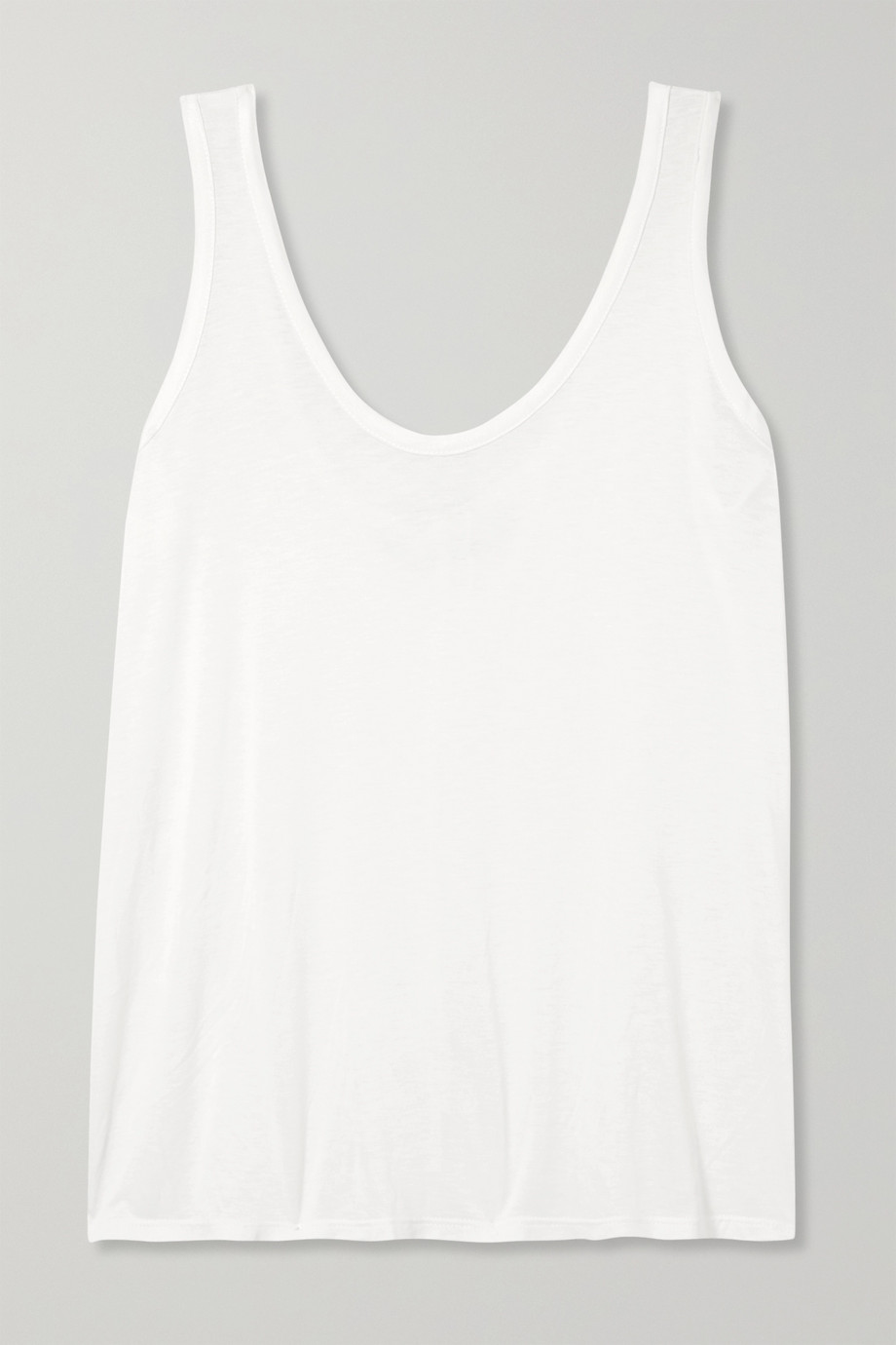 THE ROW Thomaston slub jersey tank