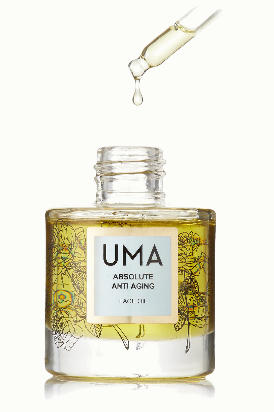 UMA OILS + NET SUSTAIN Absolute Anti-Aging Face Oil,  30ml