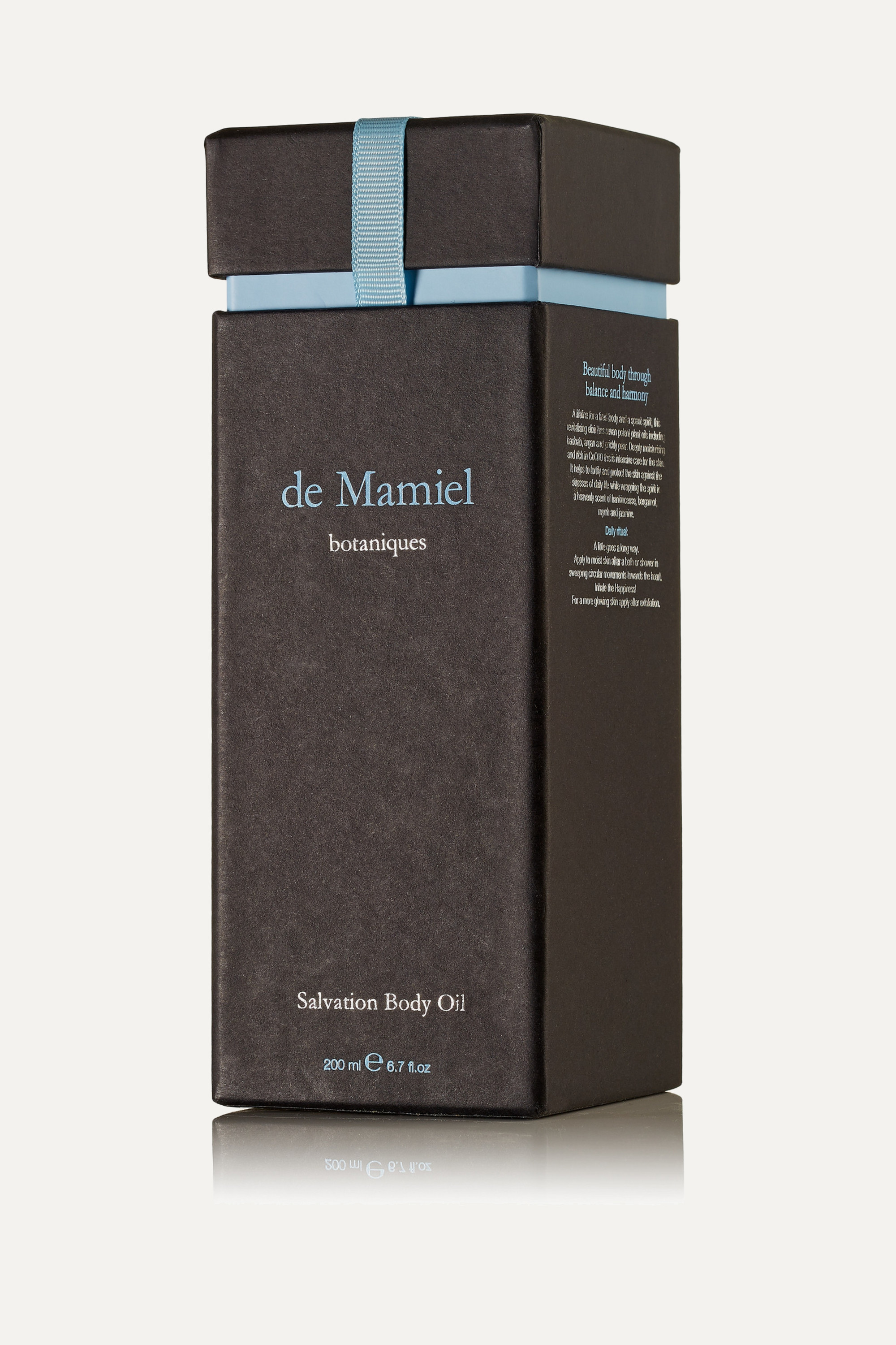 DE MAMIEL Salvation Body Oil, 200ml