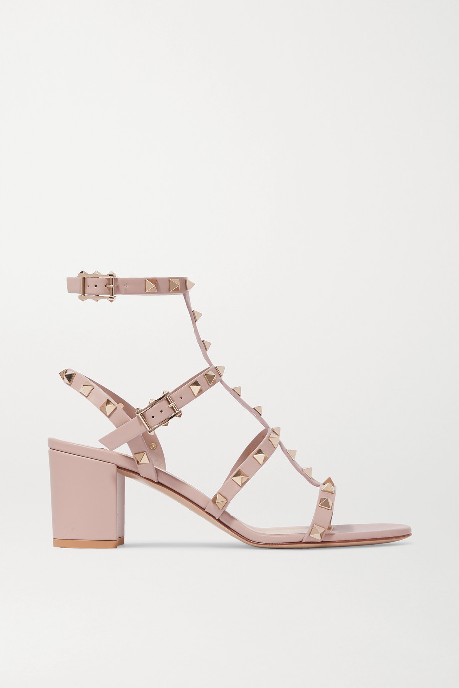 VALENTINO Valentino Garavani Rockstud 55 leather sandals