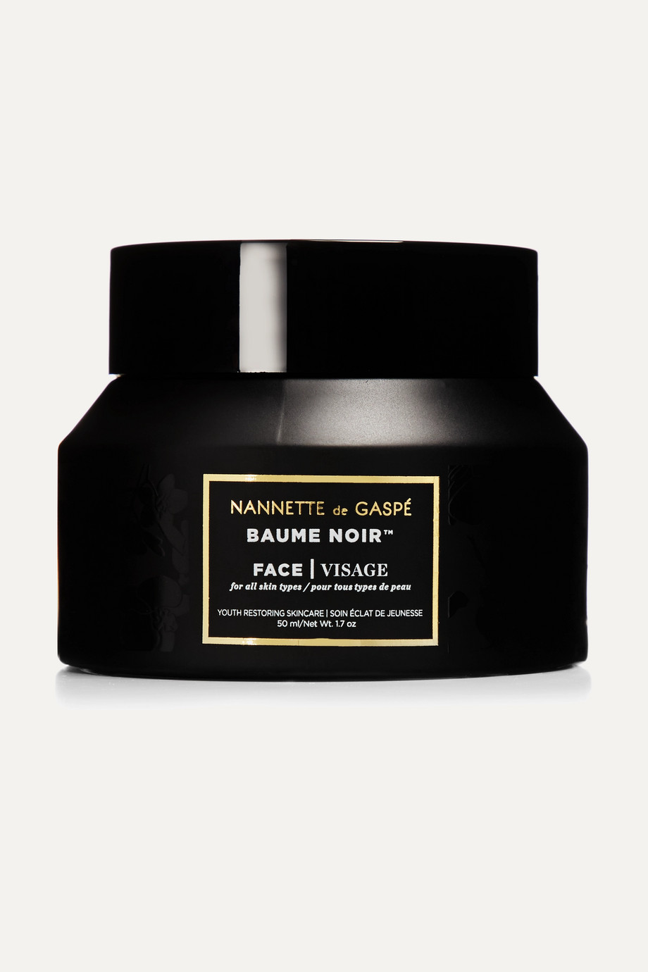 NANNETTE DE GASPÉ Art of Noir - Baume Noir Face, 50ml