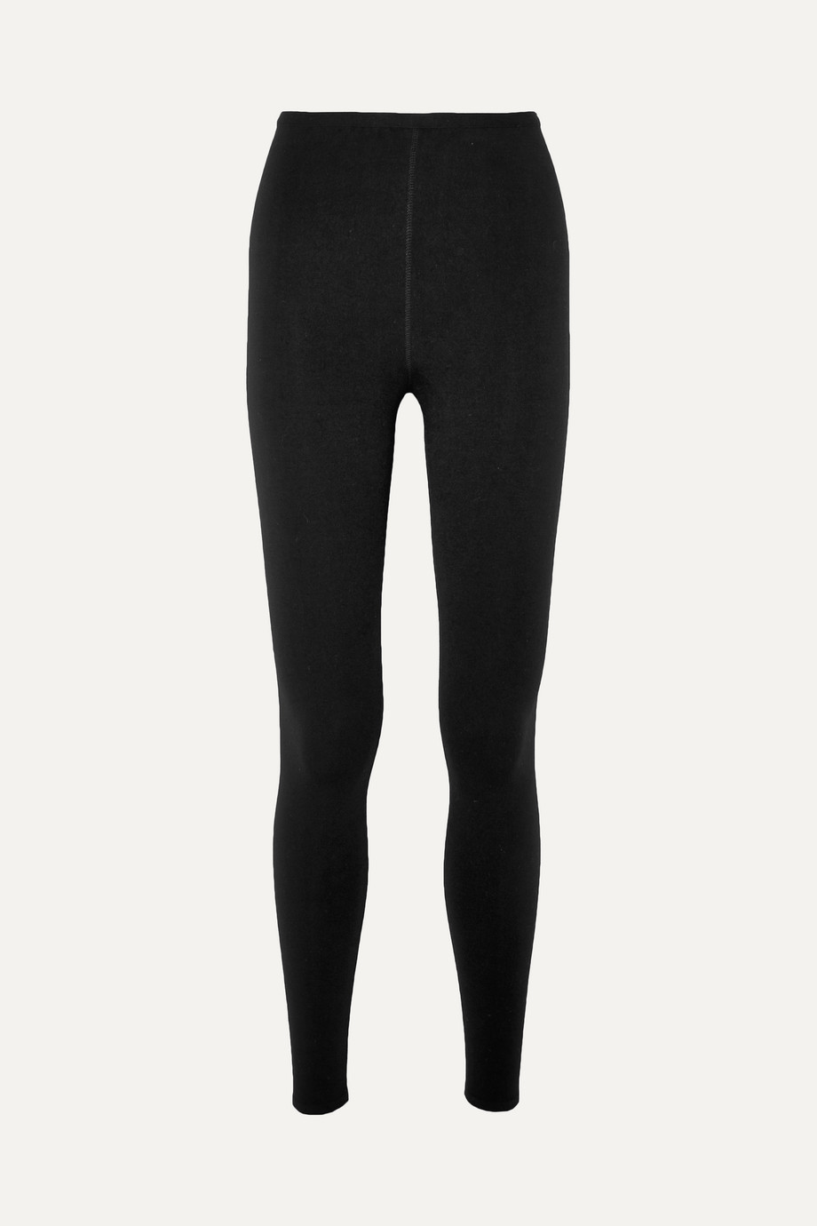 Alaïa Stretch wool-blend leggings