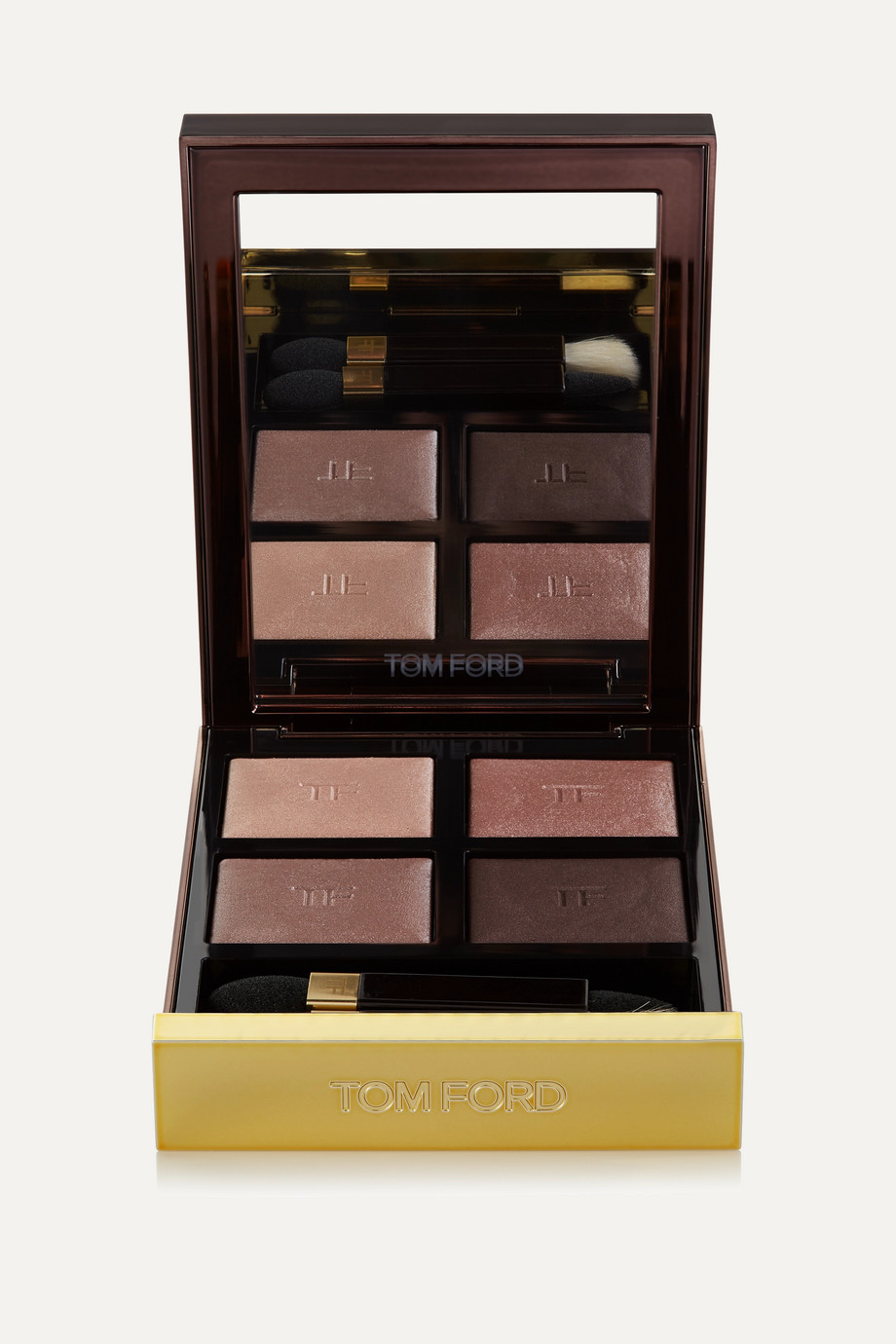 TOM FORD BEAUTY Eye Color Quad - Nude Dip