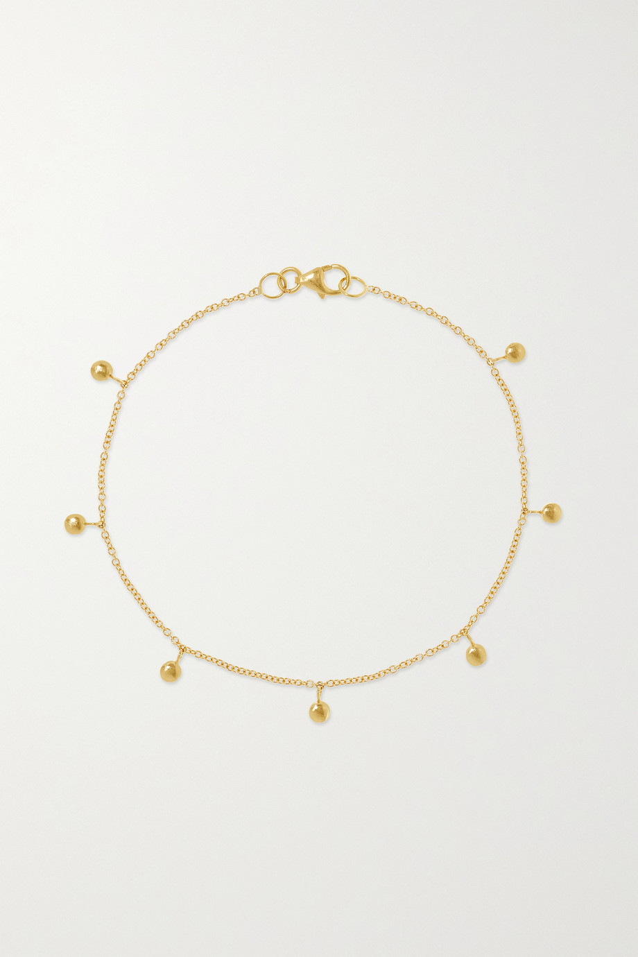 JENNIFER MEYER 18-karat gold bracelet