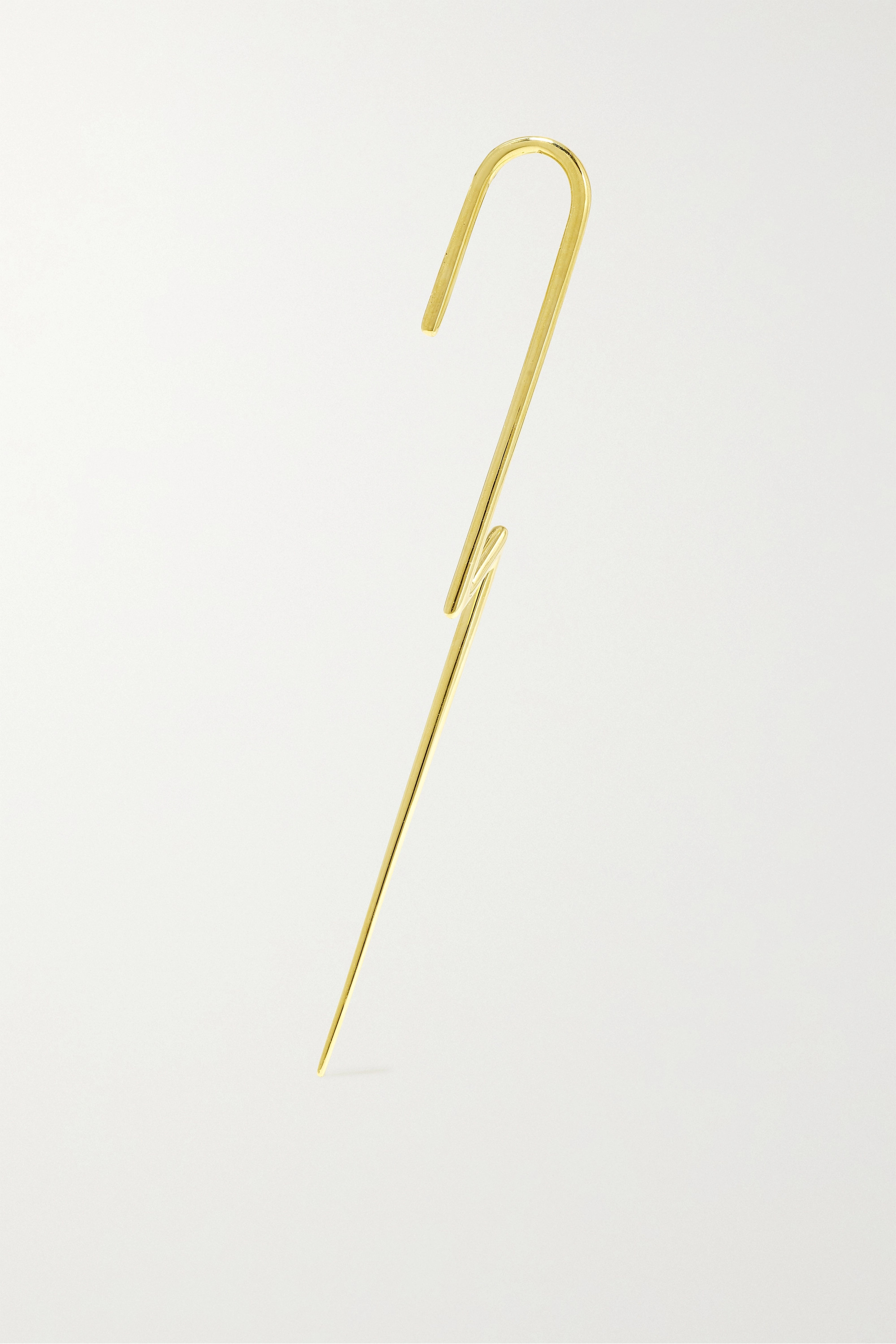 KATKIM Flash gold ear pin