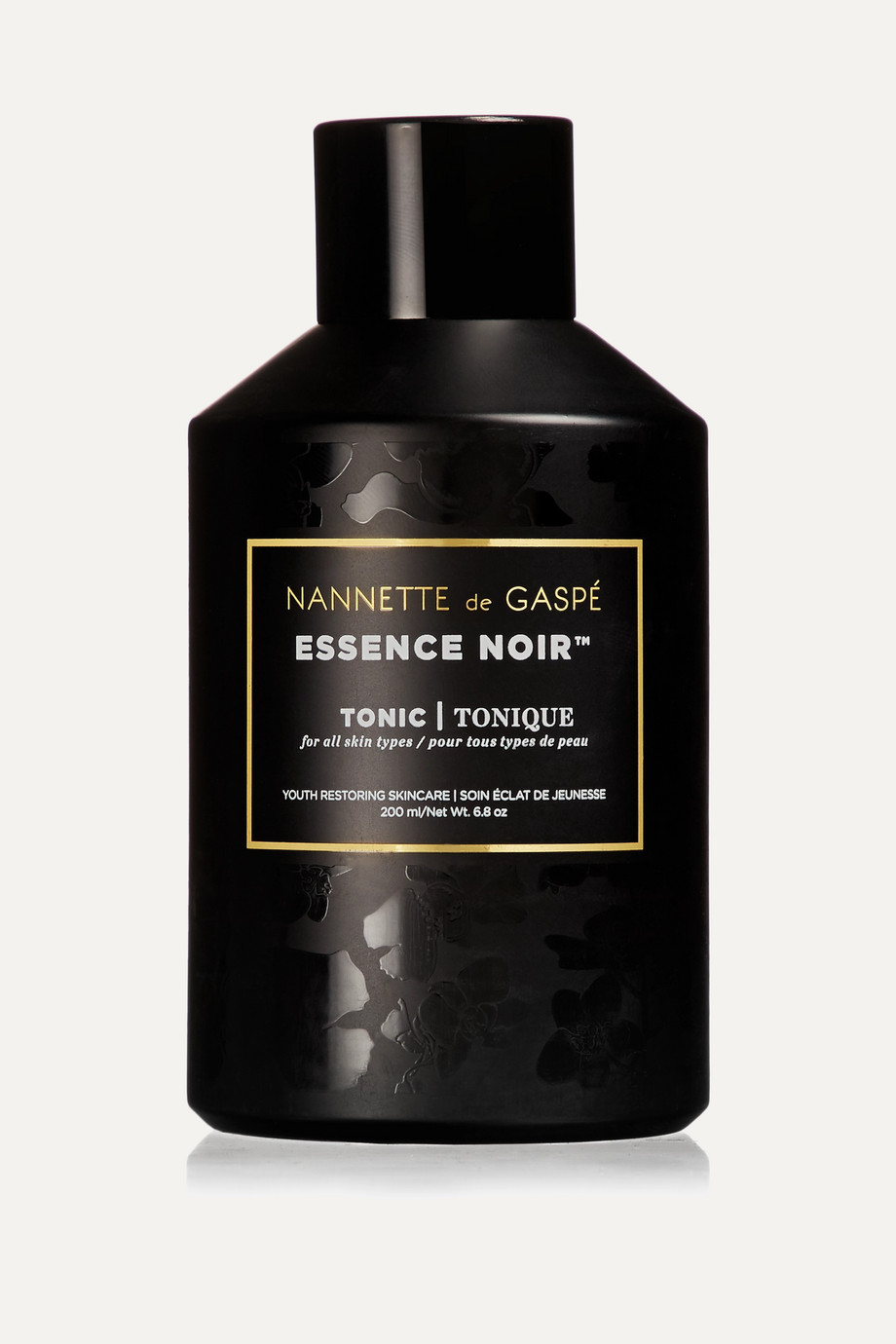 NANNETTE DE GASPÉ Art of Noir - Essence Noir Tonic, 200ml