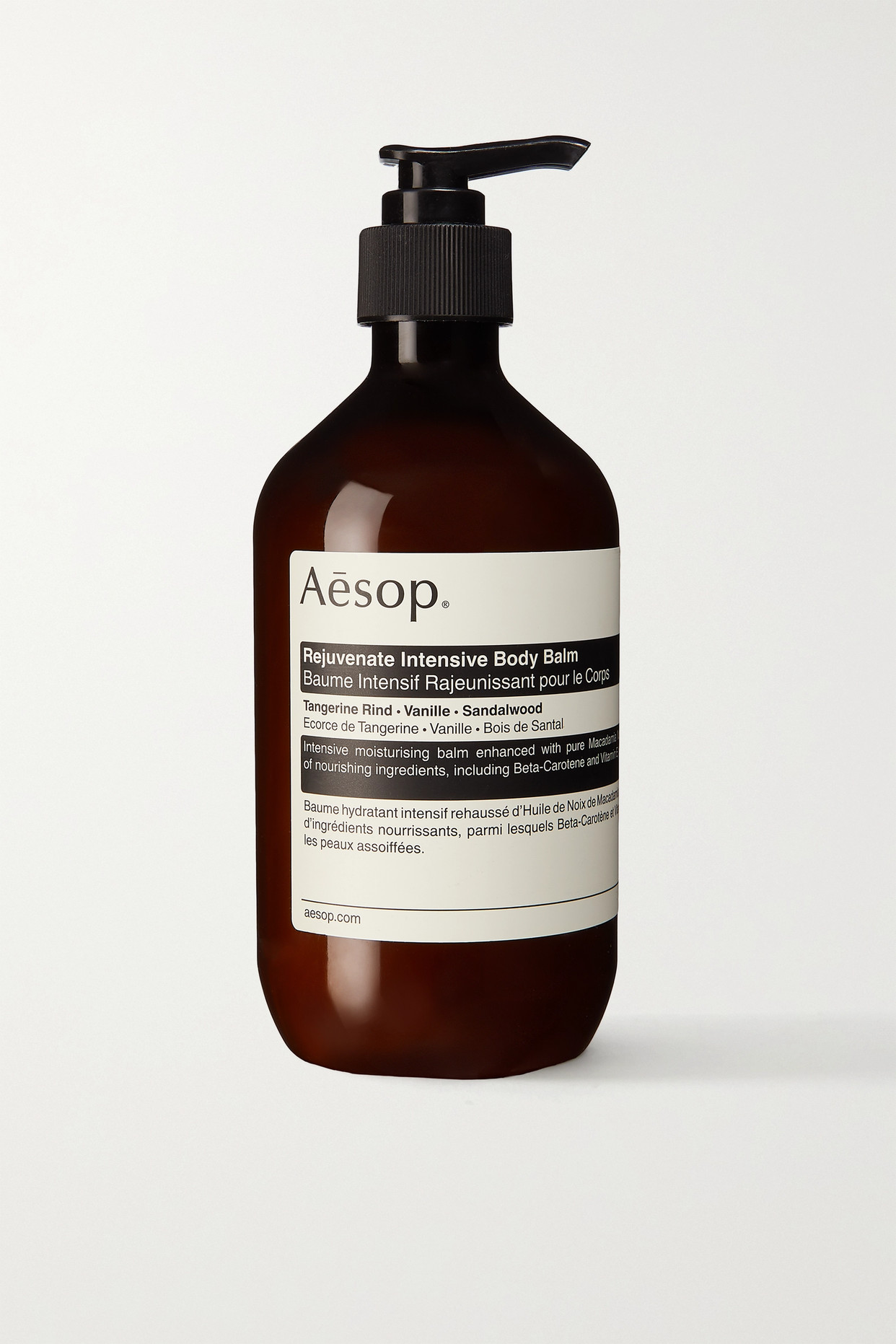 AESOP - + Net Sustain Rejuvenate Intensive Body Balm, 500ml - one size