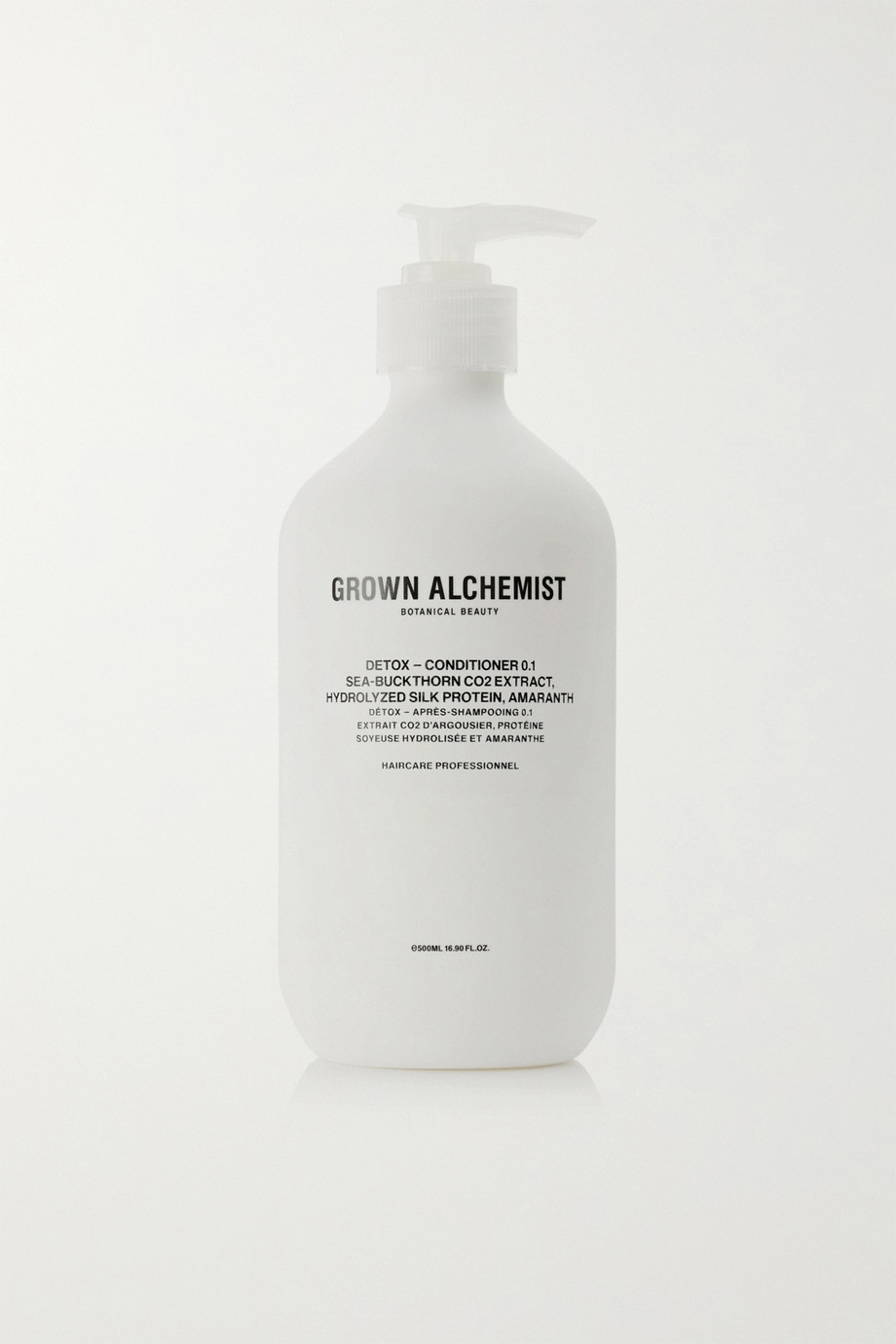 GROWN ALCHEMIST Detox - Conditioner 0.1, 500ml