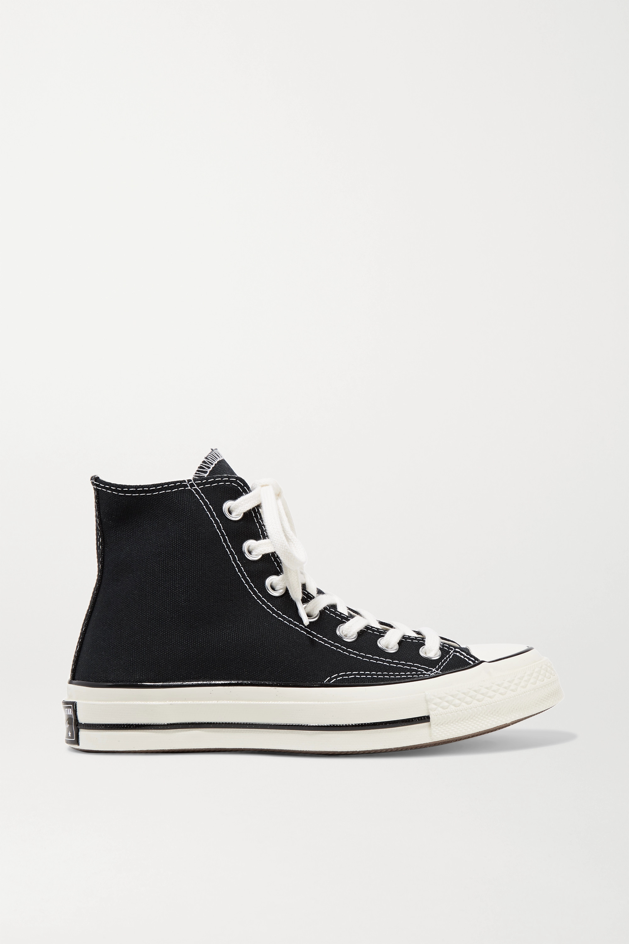 Star 70 canvas high-top sneakers