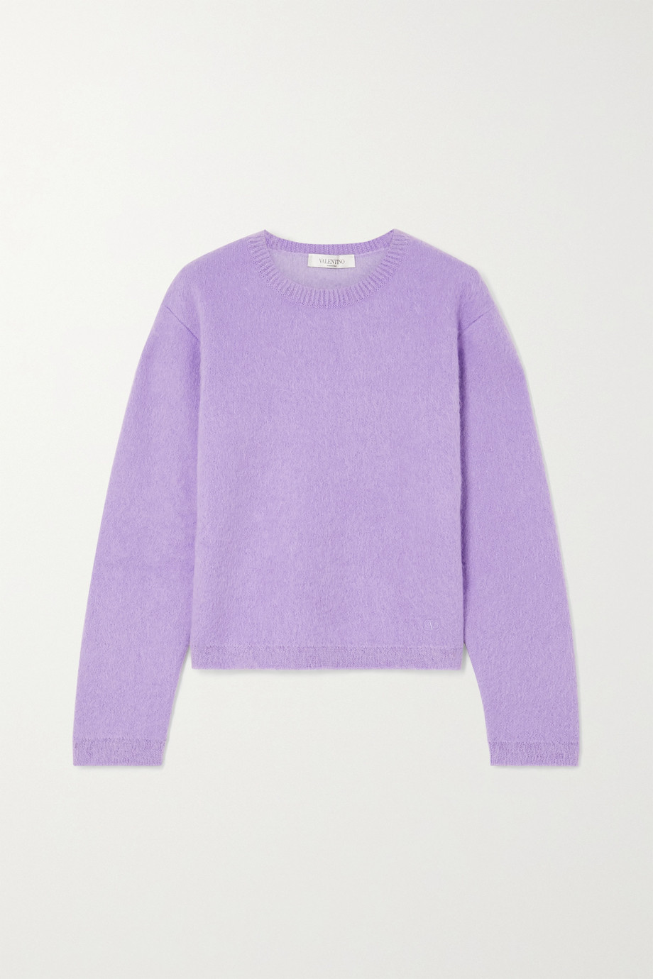 VALENTINO Wool-blend sweater