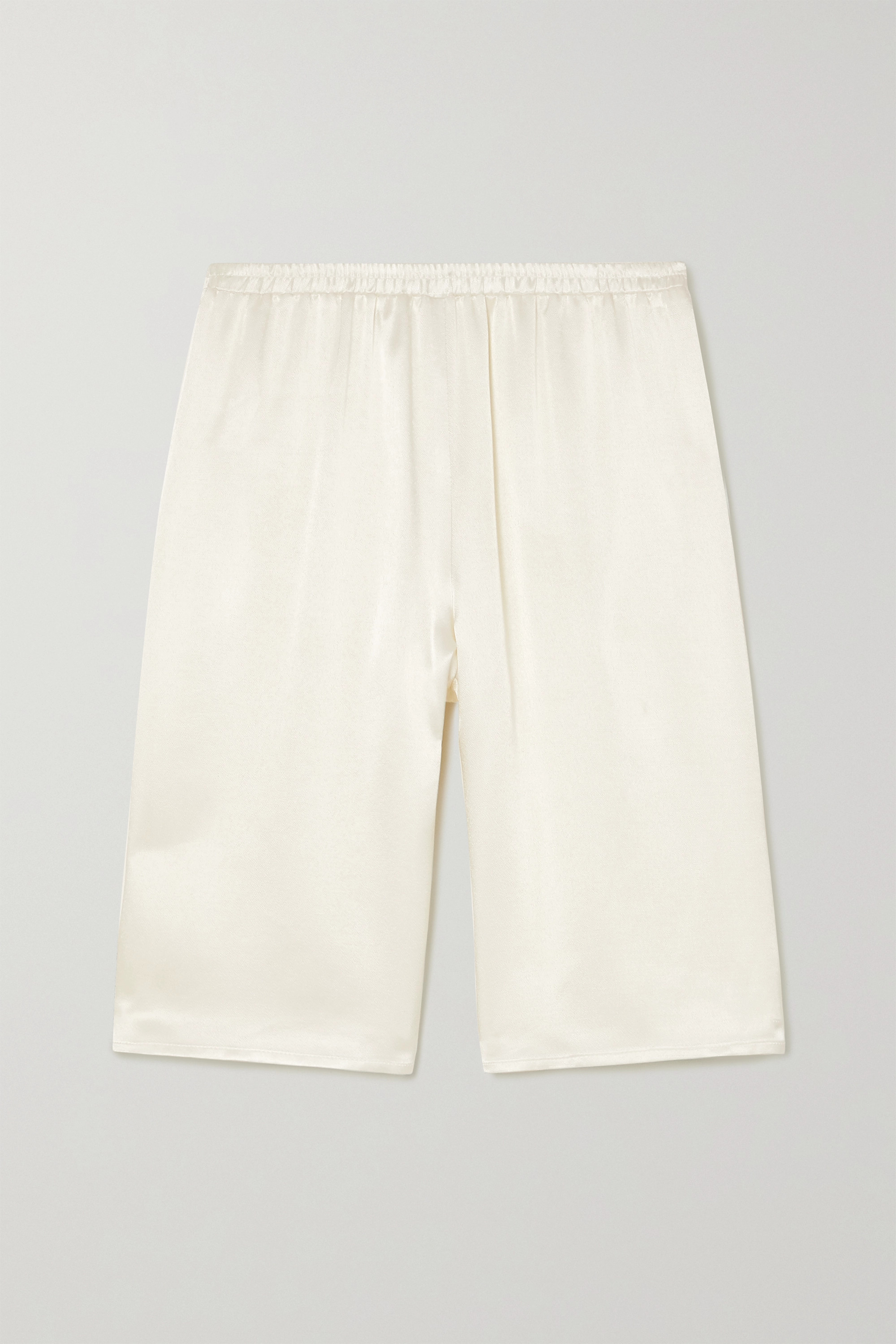 LAPOINTE Satin shorts