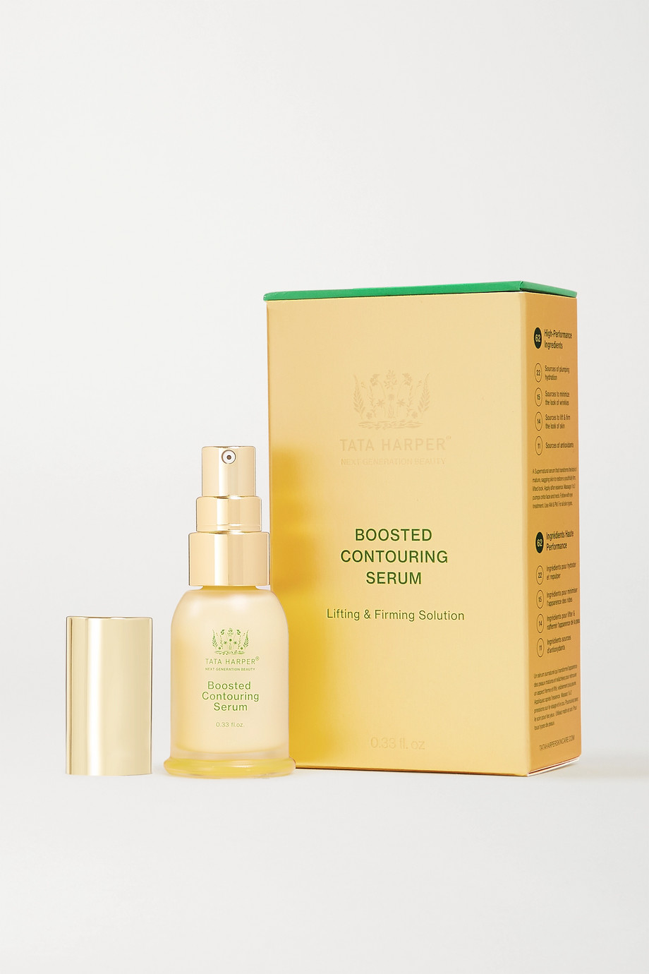 TATA HARPER Boosted Contouring Serum, 10ml