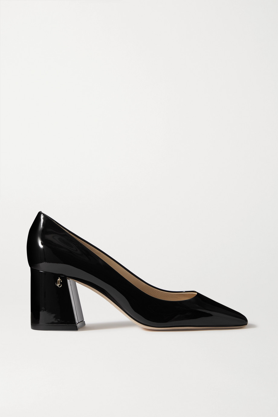Jimmy Choo Dianne 65 patent-leather pumps