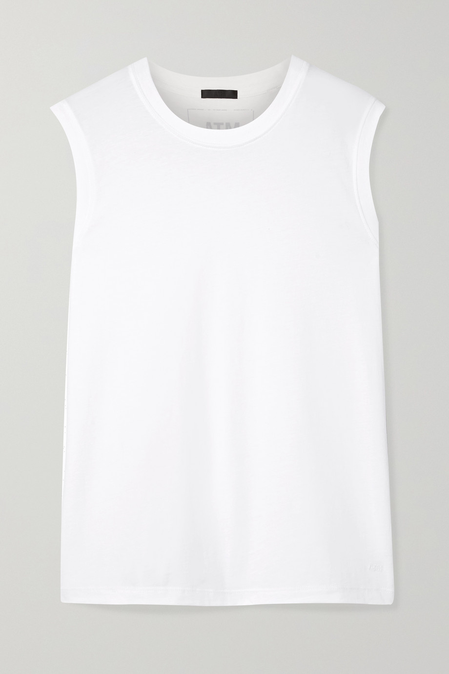 ATM ANTHONY THOMAS MELILLO Boy cotton-jersey tank