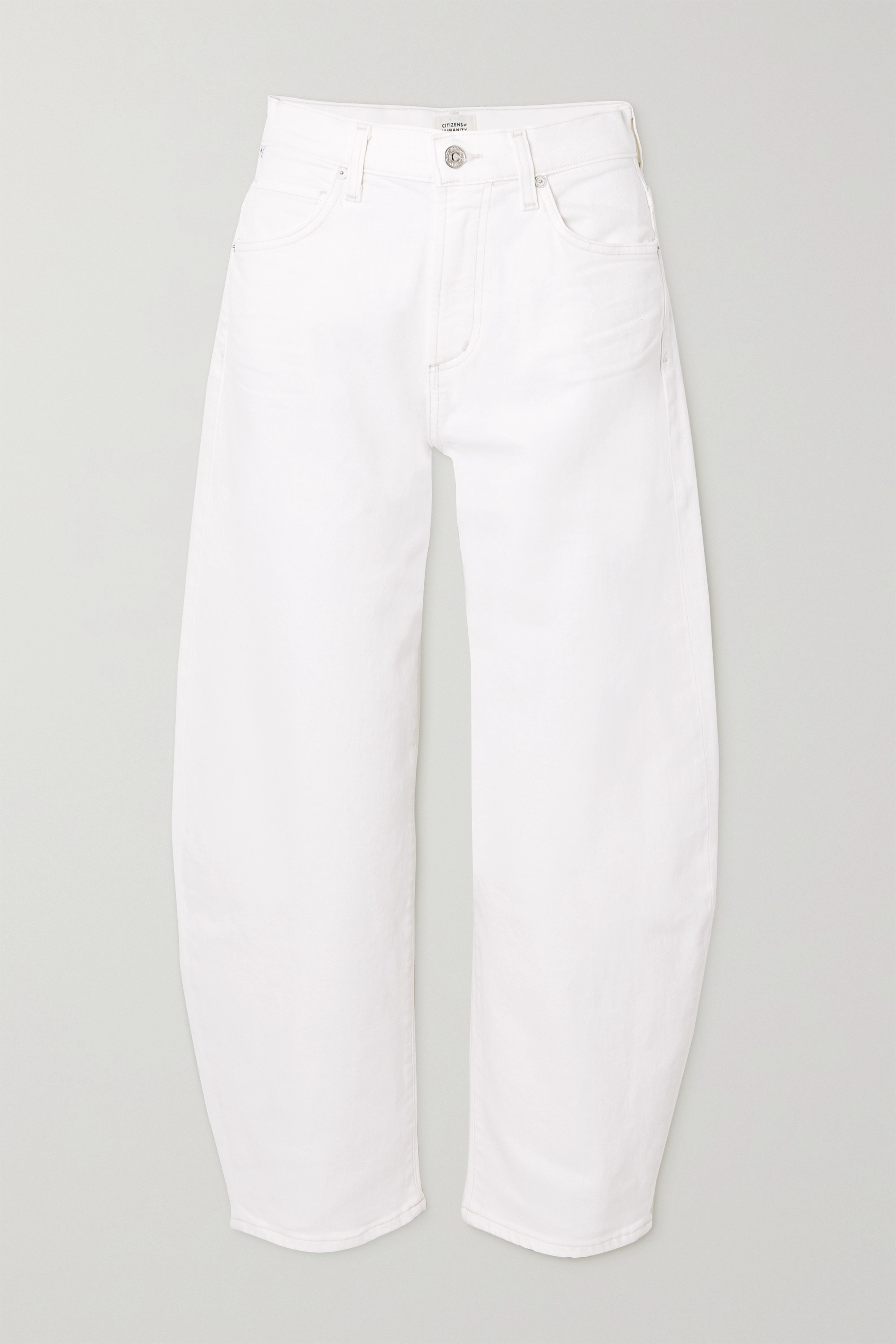 CITIZENS OF HUMANITY Calista high-rise tapered jeans
