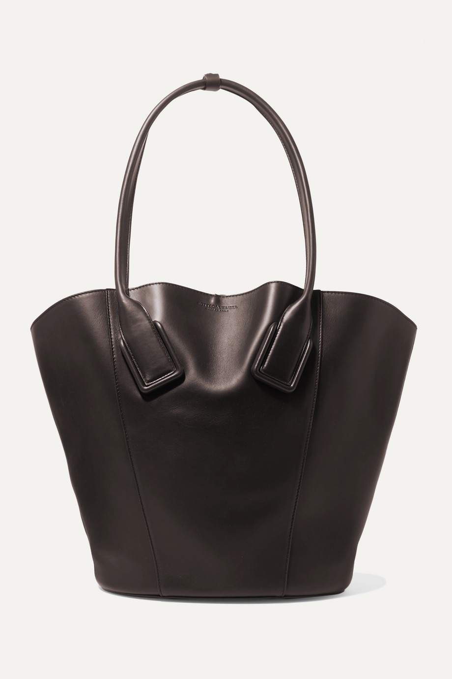 BOTTEGA VENETA Basket leather tote